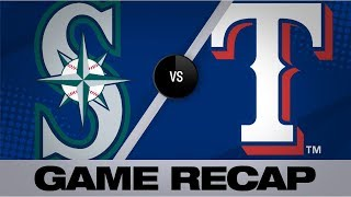 Seager, bullpen lift Mariners past Rangers | Mariners-Rangers Game Highlights 7/30/19