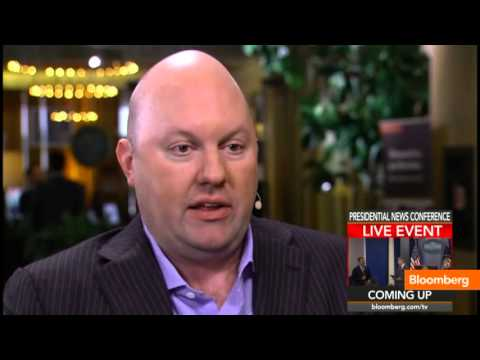 Retailers to Regret Internet Sales Tax: Marc Andreessen