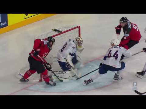 чм по хоккею 2017 Канада Франция