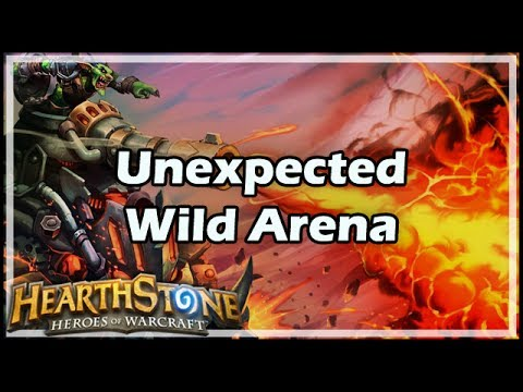 [Hearthstone] Unexpected Wild Arena