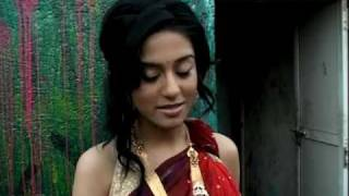 Behind The Scenes_ Amrita Rao's sexy photoshoot in Indian wear