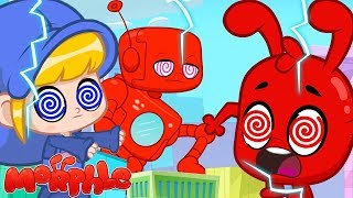 MORPHLE IS HYPONOTIZED - My Magic Pet Morphle | Cartoons For Kids | ABCs and 123s