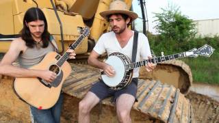 Watch Avett Brothers Tear Down The House video