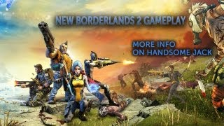 [E3 2012] Borderlands 2 - new gameplay footage reveals Handsome Jack's hideout