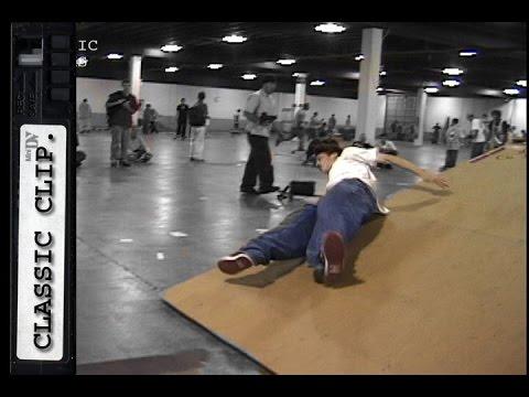 Pete Eldridge Classic Skateboarding Slam #150