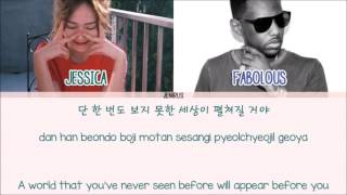 Jessica - Fly (ft. Fabolous) [Eng/Rom/Han] Picture + Color Coded HD