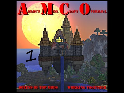 The AMCO Mod Pack: Mod Review Ep. 1