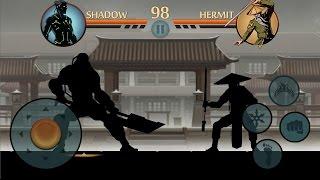 Shadow Fight 2 Titan vs Hermit