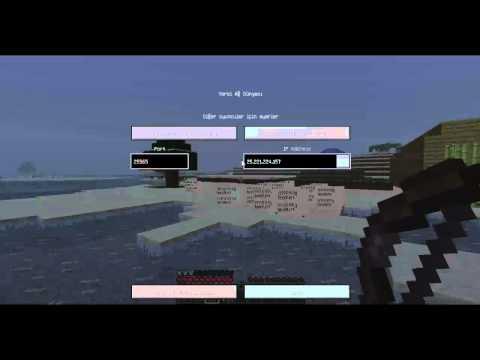 Minecraft Hexxit Tekkit BigDig.. Server Kurma (HAMACHİ)