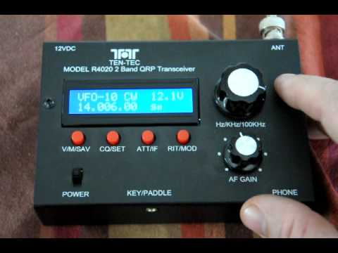 TENTEC R4020 QRP  HB-1A