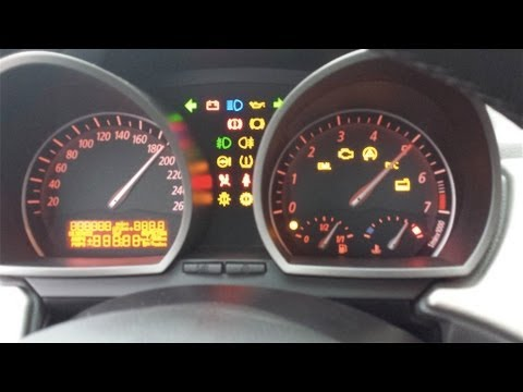 Bmw Z4 E85 Und 3er E46 Hidden Menu Youtube