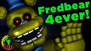 The Scariest FNAF Game Ever?! | Fredbear and Friends: Reboot