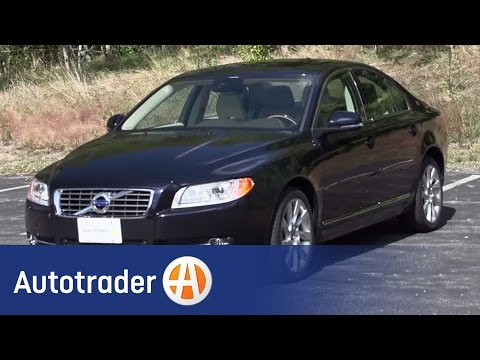 2013 Volvo S80 - Sedan   New Car Review   AutoTrader.com