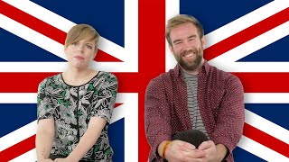 TRUTH or MYTH: Brits React to Stereotypes