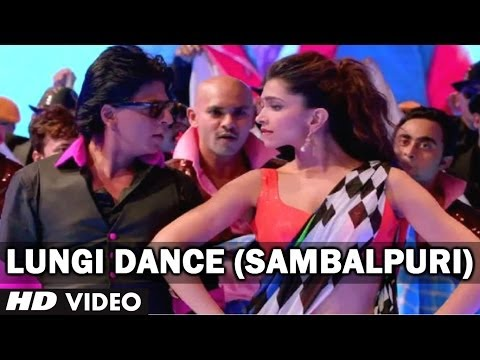 Lungi Dance Song Sambalpuri Version | Chennai Express | Shahrukh...