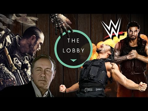 Call of Duty: Advanced Warfare, Roman Reigns Interview - The Lobby
