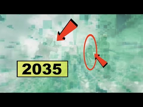 Time Traveler Claims The World Will End In 2035 Has Video Proof