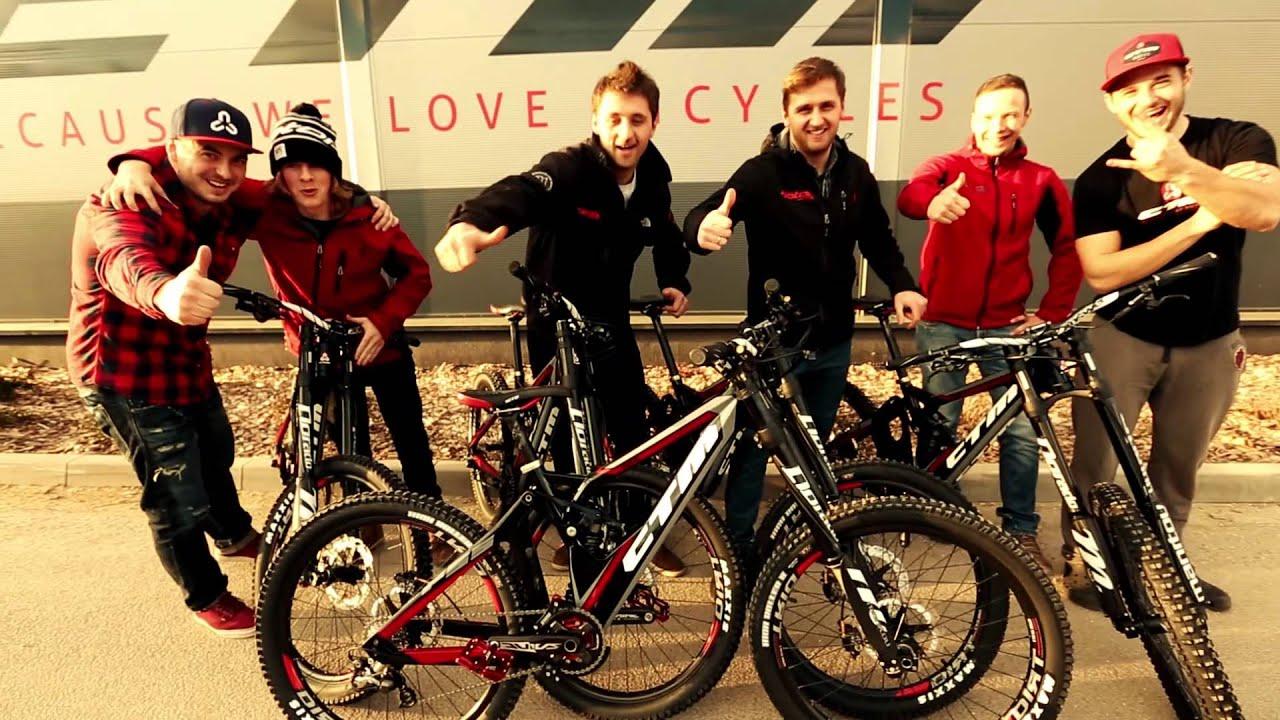 Ctm Bikes test CTM Mons Bikes