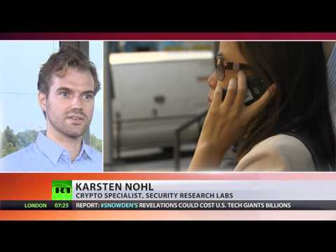 Germany rolls out surveillance-proof phone after NSA spying debacle
