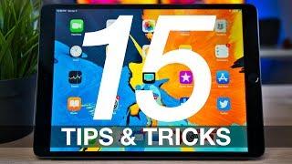 iPad Air 3 (2019) - 15 TIPS & TRICKS!
