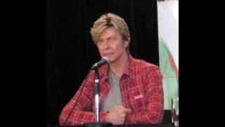Watch David Bowie The Last Thing You Should Do video