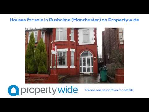 Houses for sale in Rusholme (Manchester) on Propertywide