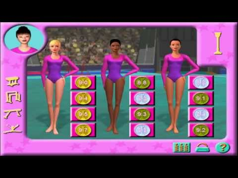 Игра Барби: Спортивная Гимнастика - Скачать