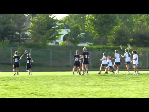 McKay steal Mount Hebron/Marriotts Ridge girls lacrosse 3A/2A South finals 5/15/13