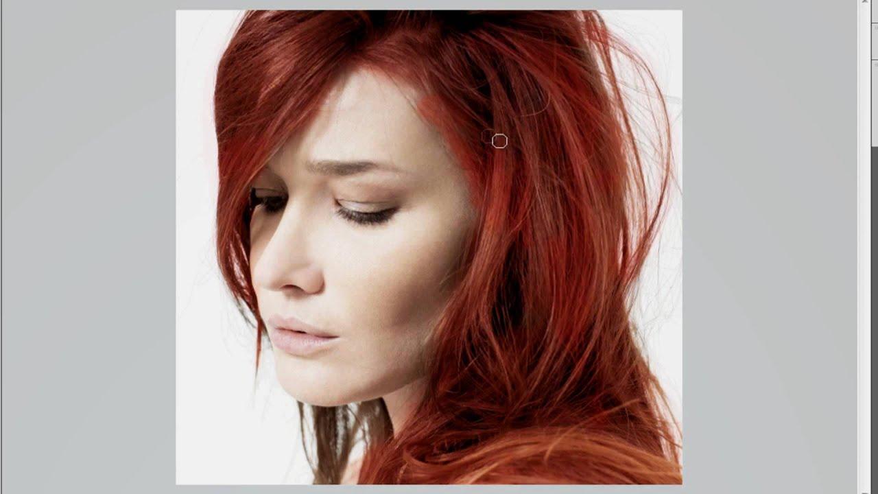 LunaPic Free Online Edit photos change hair colour