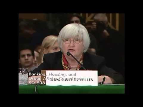 Crapo to Yellen on GSE Reform