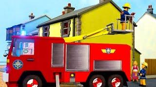 Fireman Sam 2017 New Episodes   Cat Magic   45 Minutes of Adventure 🚒 🔥   Cartoons for Children