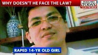 Priest Rapes 14-Year-Old Inside Church  3/31/14  (Catholic)