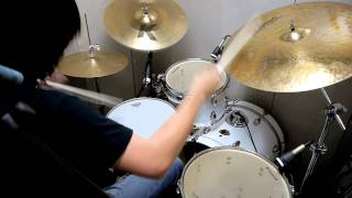 ANGRY BIRDS drum cover (Steven Chen)