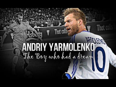 Андрей Ярмоленко: Мальчик у которого была мечта.