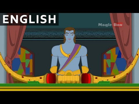 Episode 02 - Ramayanam - Kids Animation / Cartoon Stories in English