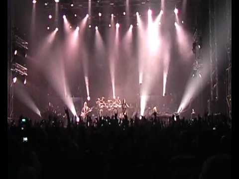NIGHTWISH - Imaginaerum Tour - (Intro) + Storytime (Live in Kiev, MVC. 17/03/2012)