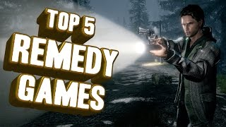 Top 5 - Games made by Remedy