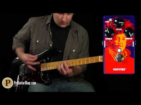 Dunlop JHM3 Jimi Hendrix Univibe