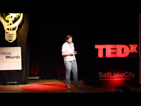 Semiotic perceptions in mental health | Brian Higgins | TEDxSaltLakeCity