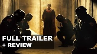 Batman v Superman Official Teaser Trailer + Trailer Review : Beyond The Trailer