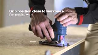 Bosch Blue Professional Power Tools - GST 10.8 V-LI Cordless Jigsaw