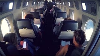 FLIGHT REPORT /  TWINJET BEECHCRAFT 1900D / MARSEILLE - PAU