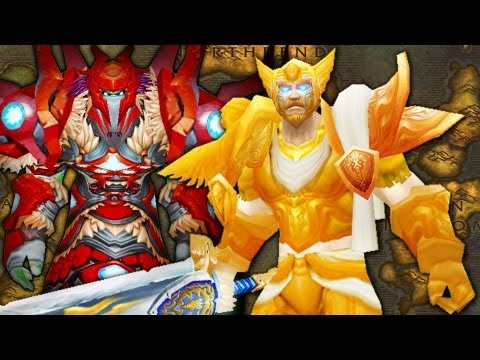 Legends of Azeroth - Best WoW PvP Videos of All Time