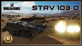 World of Tanks // Strv 103-0 // Ace Tanker // Xbox One
