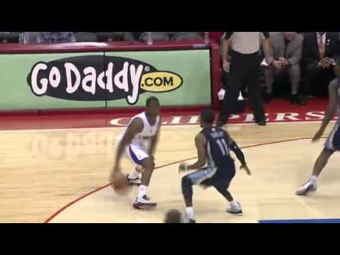 Chris Paul Shows Off His Handles