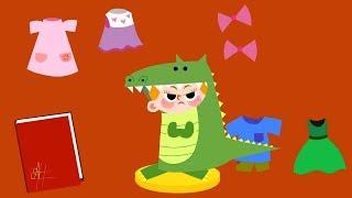 Мультик Машины одёжки - Самые безумные наряды Лизы! Сборник мультфильмов для детей