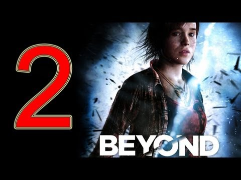 Beyond Two Souls Walkthrough part 2 No Commentary Gameplay Let's play