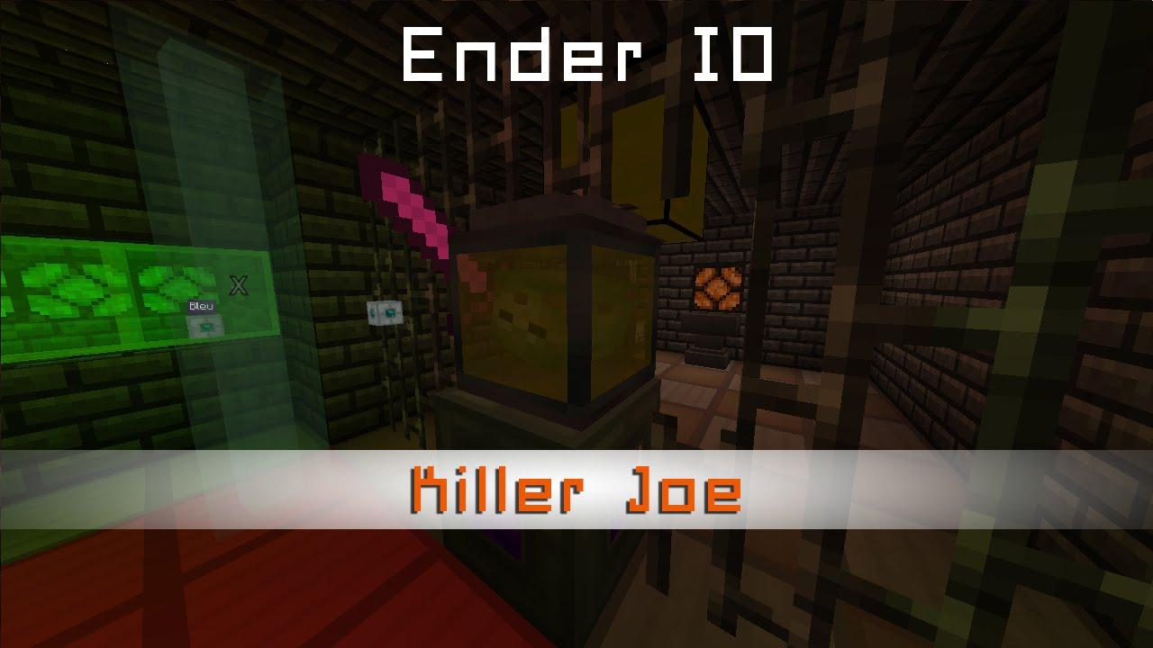 Killer Joe D'ender io Tueur