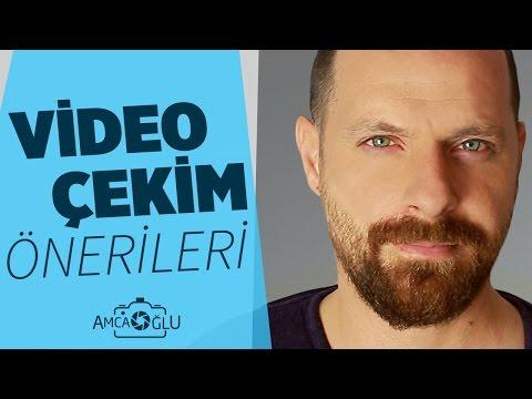 En Yaratıcı Video Çekme Önerileri | Amcaoğlu