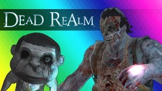 Dead Realm Funny Moments - New PlayHouse Map!